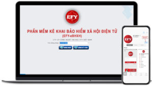Phần mềm khai bảo hiểm xã hội EFY